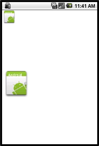 Android: リソースの画像ファイルの拡大・縮小描画 - drawBitmap
