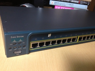 Cisco 2950 Switch